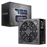 Photo - EVGA SuperNOVA G3 750 Watt 80 Plus Gold ATX Power Supply