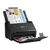 Epson WorkForce ES-500W Wireless Duplex Document Scanner