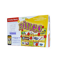 Stages Learning Materials Link4Fun - Everyday Objects Bingo