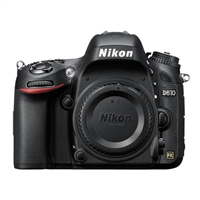 Nikon D610 24.3 Megapixel Digital SLR Camera Body