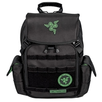 "Razer Tactical Gaming Backpack Fits Screens up to 15.6"" - Black"