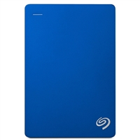 "Seagate Backup Plus 5TB USB 3.0 2.5"" Portable External Hard Drive - Blue"