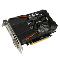 Gigabyte GeForce GTX 1050 Single-Fan 2GB GDDR5 PCIe Video Card