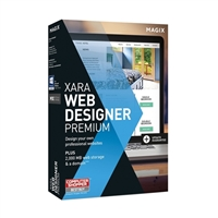 Magix Entertainment Xara Web Designer Premium