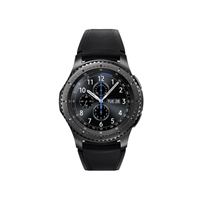 Samsung Gear S3 Bluetooth Smart Watch - Frontier