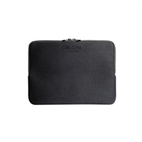 "Tucano USA Colore Second Skin Sleeve for MacBook 13"" - Black"