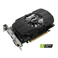 ASUS Phoenix GeForce GTX 1050 Ti Single-Fan 4GB GDDR5 PCIe Video...