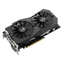 ASUS Strix GeForce GTX 1050 Ti Gaming Overclocked Dual-Fan 4GB PCIe Video Card