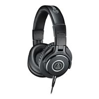 Audio-Technica ATH-M40x Professional Monitor Headphones - Black
