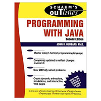 McGraw-Hill Schaum's Outline of Programming with Java 2nd Edition