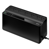 APC Back-UPS 600VA 330W 7-Outlets w/ 5 ft. Cord
