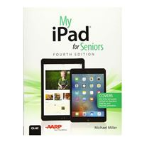 Pearson/Macmillan Books My iPad for Seniors, 4th Edition