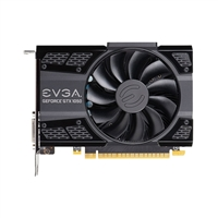 EVGA SC GeForce GTX 1050 Overclocked Single-Fan 2GB GDDR5 PCIe Video Card