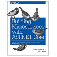 O'Reilly Building Microservices with ASP.NET Core