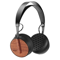 House of Marley Buffalo Soldier On-Ear Headphones w/ Mic - Brown