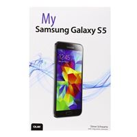 Pearson/Macmillan Books My Samsung Galaxy S7 for Seniors, 1st Edition