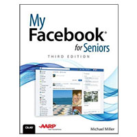 Pearson/Macmillan Books My Facebook for Seniors, 3rd Edition