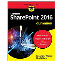 Wiley SharePoint 2016 for Dummies