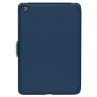 Speck Products Stylefolio Case for iPad Mini 4 - Deep Sea Blue/Nickel Gray