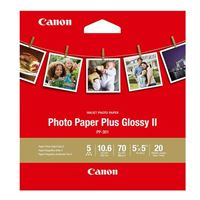 Canon Photo Paper Plus Glossy II 5x5