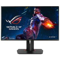 "ASUS ROG Swift PG278QR 27"" WQHD 165Hz HDMI DP G-SYNC Gaming LED Monitor"