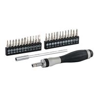Titan Tools Ratcheting Precision Screwdriver - 26 Piece