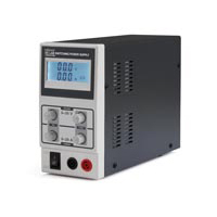 Velleman DC LAB Switching Mode Power Supply 0-30 VDC/0-5 A MAX with LCD Display