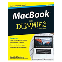 Wiley MacBook for Dummies, 6th Edition