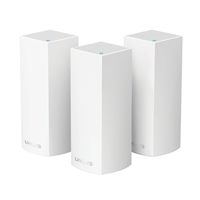 Linksys VELOP Whole Home Mesh Wi-Fi System - 3 Pack
