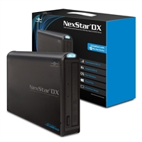 Vantec NexStar DX USB 3.0 External Enclosure for SATA Blu-Ray/CD/DVD Drive
