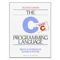 Prentice Hall The C Programming Language, 2nd Edition