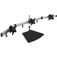 SIIG Triple Monitor Desk Stand