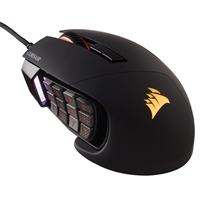 Corsair Scimitar Pro RGB Gaming Mouse - Black