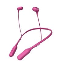 JVC Marshmallow Wireless Bluetooth Headphones - Pink
