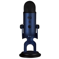 Blue Microphones Yeti USB Condenser Microphone - Midnight Blue