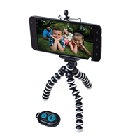 PoserSnap Mobile Flex-Arm Tripod & Bluetooth Remote Shutter