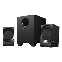 Creative Labs Sound BlasterX Kratos S3 2.1-Channel Speakers