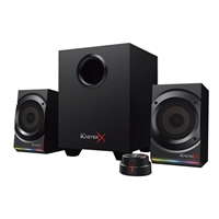Creative Labs Sound BlasterX Kratos S5 2.1-Channel Speaker System