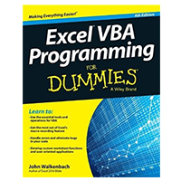 Wiley Excel VBA Programming for Dummies, 4th Edition