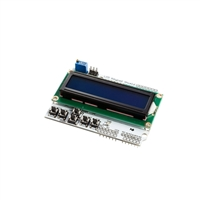 Velleman LCD1602 LCD and Keypad Shield for Arduino