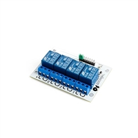 Velleman 4 Channel Relay Module