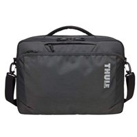 "Thule Subterra Laptop Bag Fits Screens up to 15.6"" - Black"
