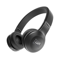 JBL E45 Bluetooth Wireless Headphones w/ Mic - Black