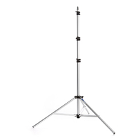 Savage Aluminum Light Stand 8ft