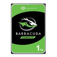 Photo - Seagate BarraCuda 1TB 7200RPM SATA III 6Gb/s 3.5 OEM Internal Hard Drive