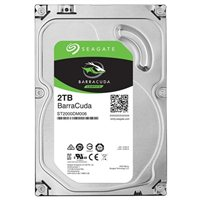 Photo - Seagate BarraCuda 2TB 7200RPM SATA III 6Gb/s 3.5 Internal Hard Drive