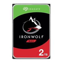 "Seagate IronWolf 2TB 5900RPM SATA III 6Gb/s 3.5"" Internal NAS..."