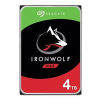 "Seagate IronWolf 4TB 5900RPM SATA III 6Gb/s 3.5"" NAS Internal..."