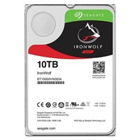 "Seagate IronWolf 10TB 7200RPM SATA III 6Gb/s 3.5"" Internal NAS Hard Drive"