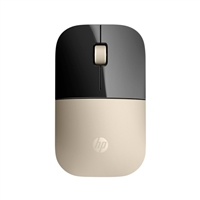 HP Wireless Mouse Z3700 - Modern Gold
